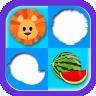 Puzzles Animal Fruit
