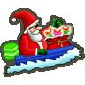 Speedboat Santa