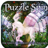 PuzzleSpin - Enchanted Garden of the Unicorns