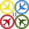 Aeroplane Chess