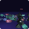 Gems 3D Live Wallpaper