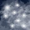 Fluffy Snow Live Wallpaper