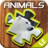 Jigsaw Animal Pics - Light Edition