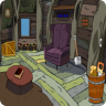 Forest Wooden Home Escape 2