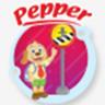 Pepper Crosses The Road