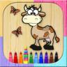 Paint Farm animals