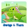 Kids Swap and Turn