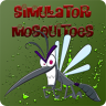 Simulator mosquitoes