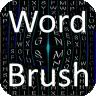 Word Brush