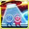 Aliens Invasion Space Run