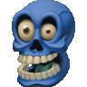 Live skull LWP
