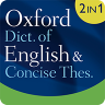 Oxford Dictionary of English & Concise Thesaurus