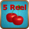 Five Reel Slot Machine