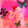 GO Launcher EX Theme Pink Cute
