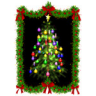 Christmas Tree 3D Wallpaper
