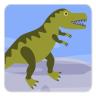 Angry Dinosaur