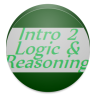 Introduction to Logic & Reasoning