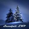 Beautiful Winter Snowfall Paid LWP