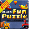 Kids Transport Puzzle Free (Tablets)
