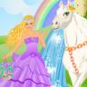 Princess And Her Magic Horse