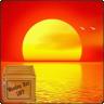 Ocean Setting Sun