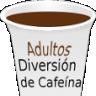 Diversión de Cafeína para adultos