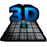 3D Tiles Live Wallpaper