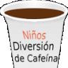 Diversión de Cafeína para los niños