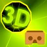 Neon Missile 3D