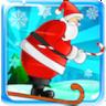 Ski Santa