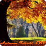 Beautiful Autumn Forest LWP