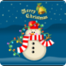 FGG Snowman Wallpaper