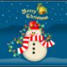 FGG Snowman Wallpaper Lite