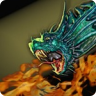 Dragon Fire Ripples