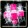 3D Sparkle Cubes Animation