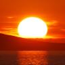 Sun Set Wallpaper