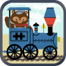 Train Games for Kids Puzzles
