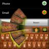 Wood Theme GO Keyboard