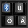 German/Austrian keylayout (requires root)
