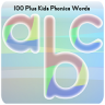 100 Plus Kids Phonics Words