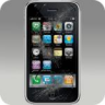Cracked iPhone 4S