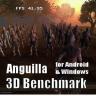 Anguilla 3D Benchmark
