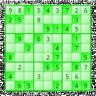 Calasdo Numbers Green