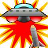 Ground To UFO Rockets