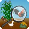 Find The Hidden Farm Animals