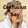 Confucius Say... Jokes