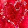 Oriental Heart Live Wallpaper