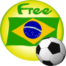 Brazil Football LWP