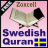 Swedish Quran Free