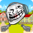 Punch Troll Face